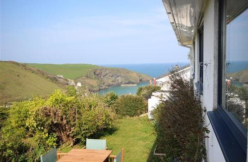 Last Minute Cottages - Gorgeous North Cornwall Cottage S163223
