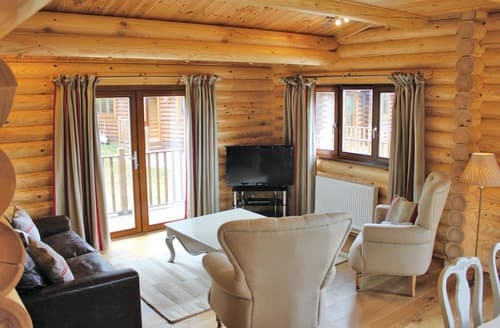 Last Minute Cottages - Cosy Carlton&Ndash;In&Ndash;Cleveland Lodge S112021