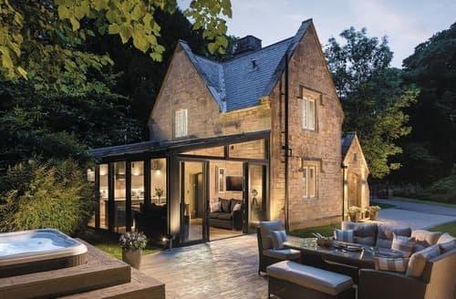 Last Minute Cottages - Lovely Praze An Beeble Nr. Camborne Lodge S114174