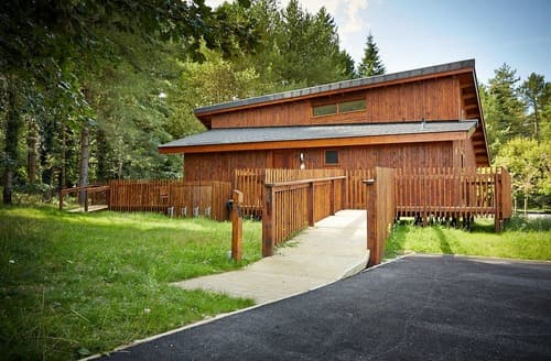 Last Minute Cottages - Forest of Dean Silver Birch 3 WF Meadow (Pet)
