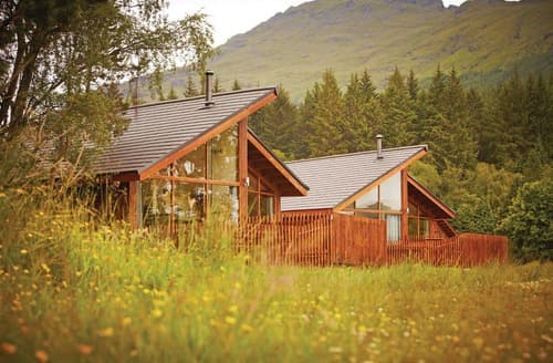 Last Minute Cottages - Gorgeous Arrochar Lodge S110637
