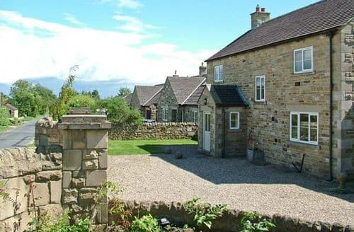 Dog Friendly Cottages - York House