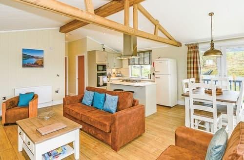 Big Cottages - Exquisite Bewaldeth Lodge S107575
