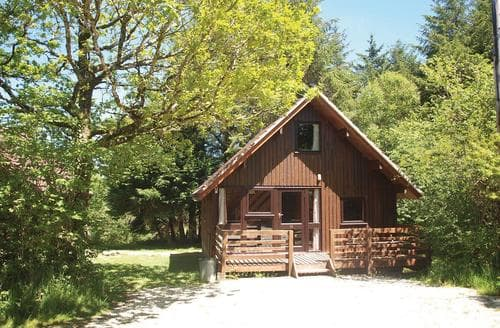 Last Minute Cottages - Beautiful North Tamerton Lodge S106123
