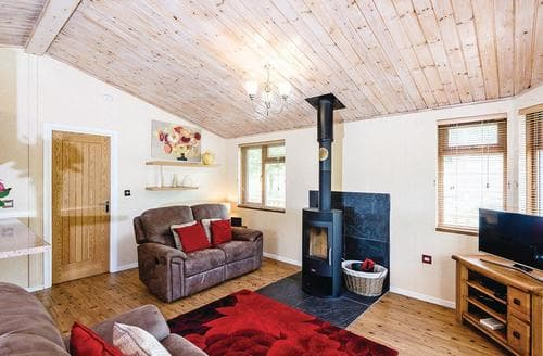 Last Minute Cottages - Superb Cartmel Lodge S107736