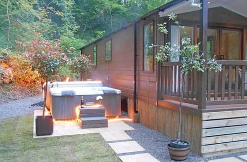 Last Minute Cottages - Adorable Caerwys Lodge S107150