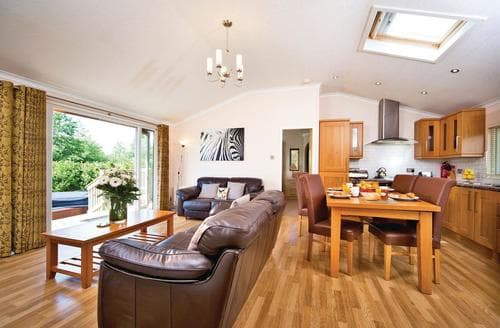Last Minute Cottages - Attractive Gisburn Lodge S112290