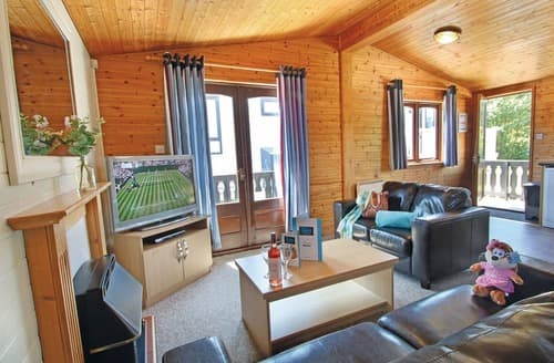 Last Minute Cottages - Select Lodge 3