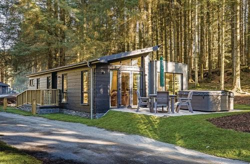 Last Minute Cottages - Tasteful Kielder Water And Forest Park Lodge S107277