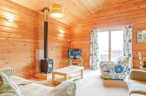 Last Minute Cottages - Attractive Upottery Lodge S106800