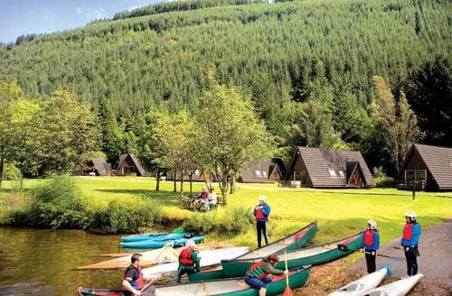 Last Minute Cottages - Loch Oich Lodge