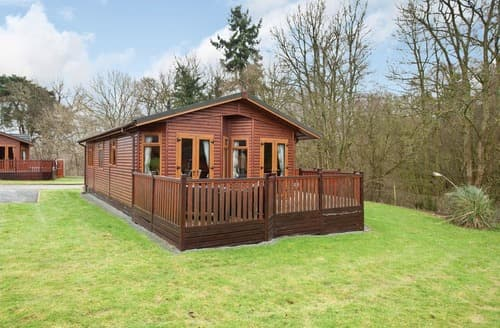 Last Minute Cottages - Charming Hopton Heath Lodge S163616