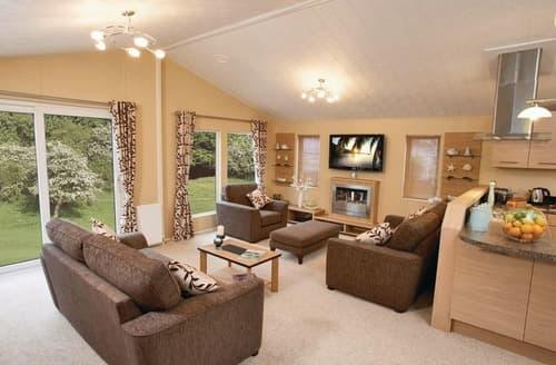 Last Minute Cottages - Blandford 3 Bed Lodge
