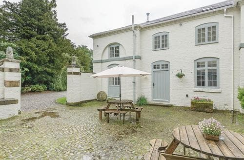 Last Minute Cottages - Inviting Henlle Lodge S113087