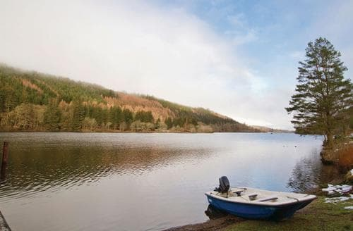 Last Minute Cottages - Loch View Lodge