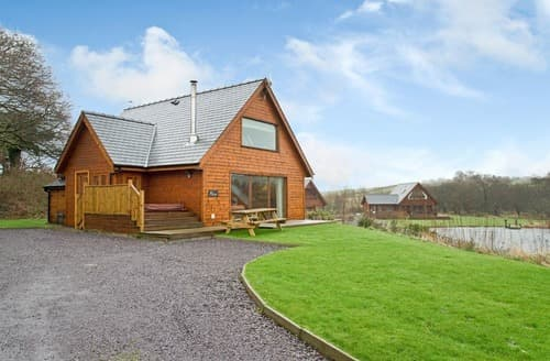 Last Minute Cottages - Alaw Lodge
