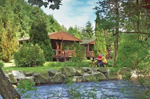 Last Minute Cottages - Exquisite Dunira Lodge S111482