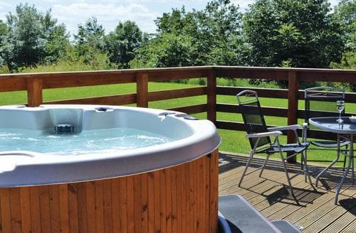 Last Minute Cottages - Grange Lodge VIP