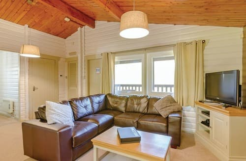 Last Minute Cottages - Charming Kielder Water And Forest Park Lodge S128780