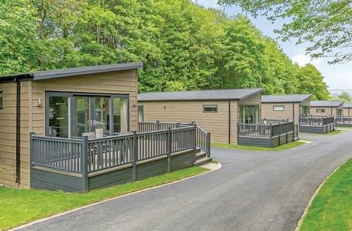 Last Minute Cottages - Luxury Aysgarth Lodge S137689