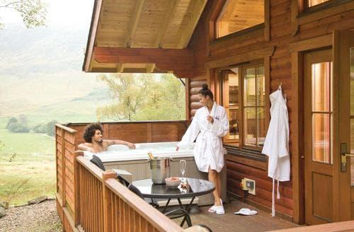 Last Minute Cottages - Attractive Nr Kirriemuir Lodge S110859