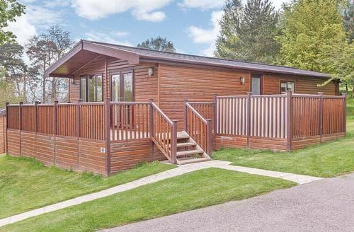 Last Minute Cottages - Tissington Classic Vogue 3 Spa