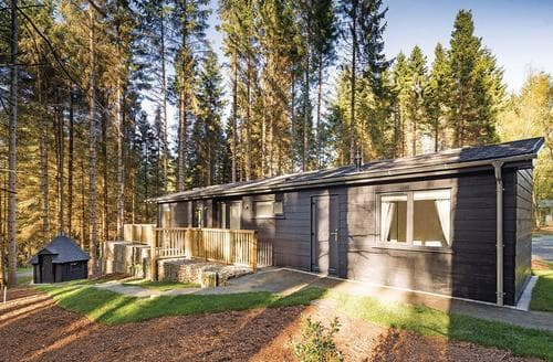 Big Cottages - Cosy Kielder Water And Forest Park Lodge S107295