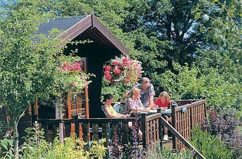 Last Minute Cottages - Stunning Llangadfan Lodge S106716