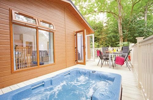 Last Minute Cottages - Delightful Wimborne Lodge S112023