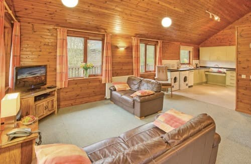 Last Minute Cottages - Calvert Lodge