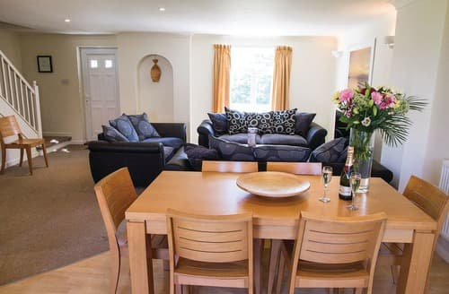 Last Minute Cottages - Stunning Newquay Lodge S106137