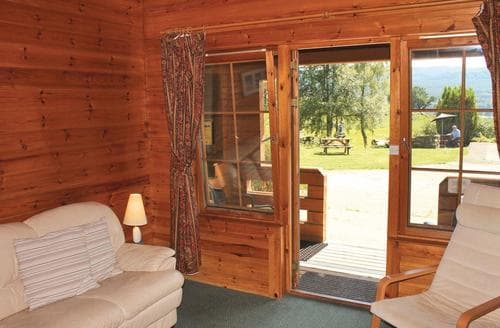 Last Minute Cottages - Charming Killin Lodge S109361