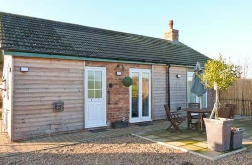 Last Minute Cottages - Superb Lincoln Cottage S2322