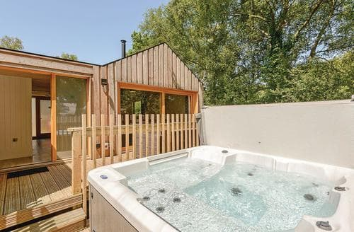 Last Minute Cottages - Forest Lodge 2