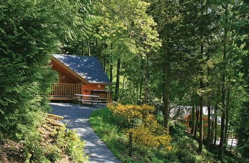 Last Minute Cottages - Captivating Webbery Lodge S109475