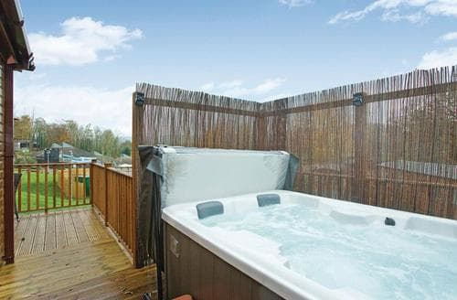 Last Minute Cottages - Country Lodge Six VIP Platinum