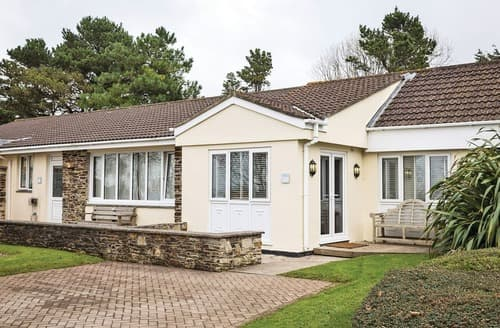 Last Minute Cottages - Bluebell Bungalow