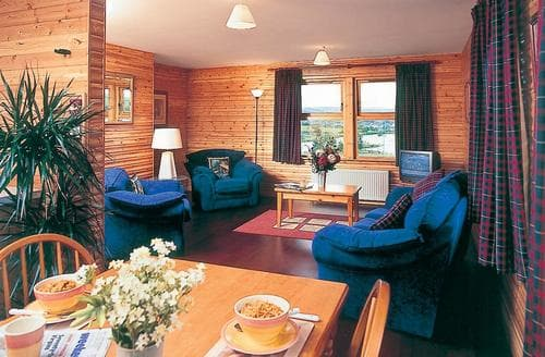 Last Minute Cottages - Arran Lodge