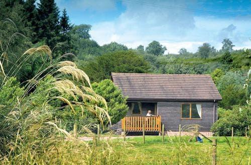 Last Minute Cottages - Captivating Castle Douglas Lodge S109540