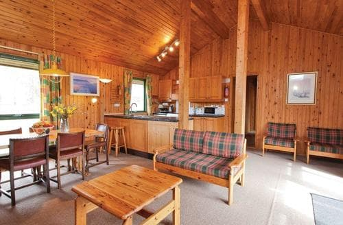 Last Minute Cottages - Loch Earn Lodge