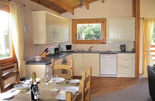 Last Minute Cottages - Grange Lodge