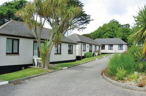 Last Minute Cottages - Gorgeous Penzance Lodge S112921