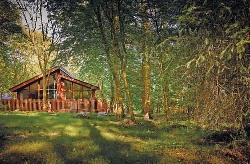 Last Minute Cottages - Adorable Beddgelert Lodge S109111
