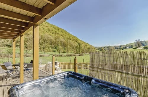 Last Minute Cottages - Cosy Knighton Lodge S106779