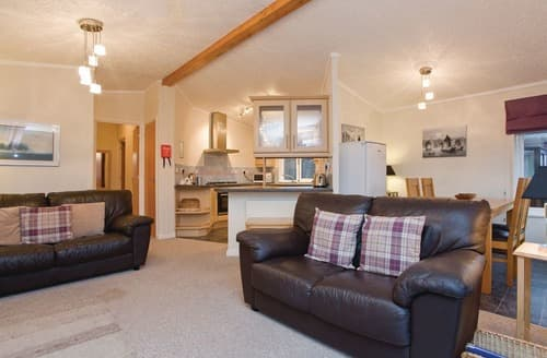 Last Minute Cottages - Country Lodge Four VIP