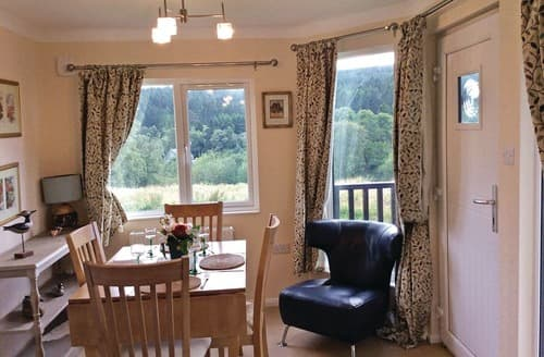 Last Minute Cottages - Charming Kielder Lodge S108097