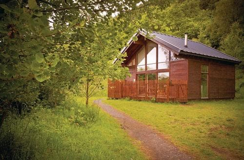 Last Minute Cottages - Gorgeous Callander Lodge S109125