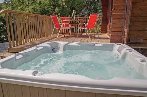 Last Minute Cottages - Exquisite Caerwys Lodge S106580