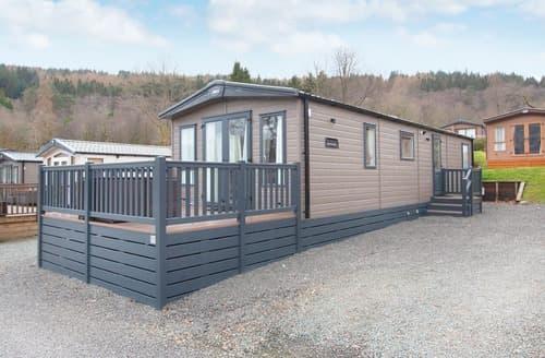 Last Minute Cottages - Cosy Inveruglas Lodge S141129