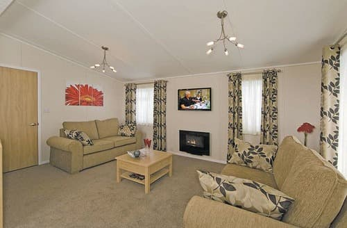 Big Cottages - Wensum 3 Bed Lodge